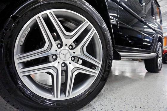2014 Mercedes-Benz G-Class G550