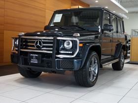 2016 Mercedes-Benz G-Class G550:24 car images available
