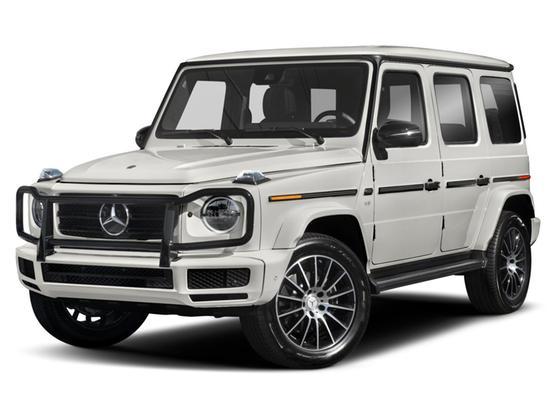 2019 Mercedes-Benz G-Class G550 : Car has generic photo