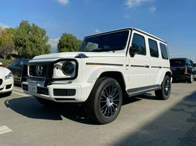 2019 Mercedes-Benz G-Class G550:23 car images available
