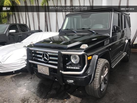 2015 Mercedes-Benz G-Class G550:7 car images available