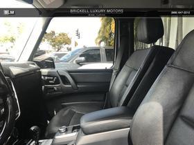 2015 Mercedes-Benz G-Class G550