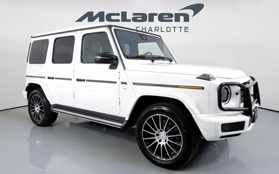 2019 Mercedes-Benz G-Class G550:24 car images available