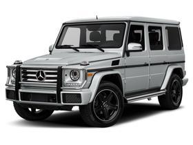 2016 Mercedes-Benz G-Class G550 : Car has generic photo