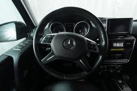 2016 Mercedes-Benz G-Class G550