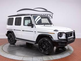 2021 Mercedes-Benz G-Class G550:24 car images available