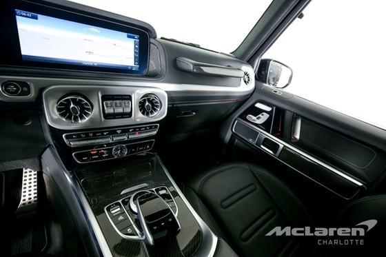 2019 Mercedes-Benz G-Class G550
