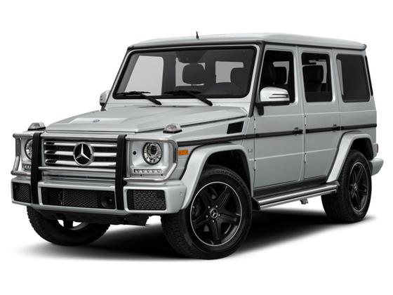 2017 Mercedes-Benz G-Class G550 : Car has generic photo