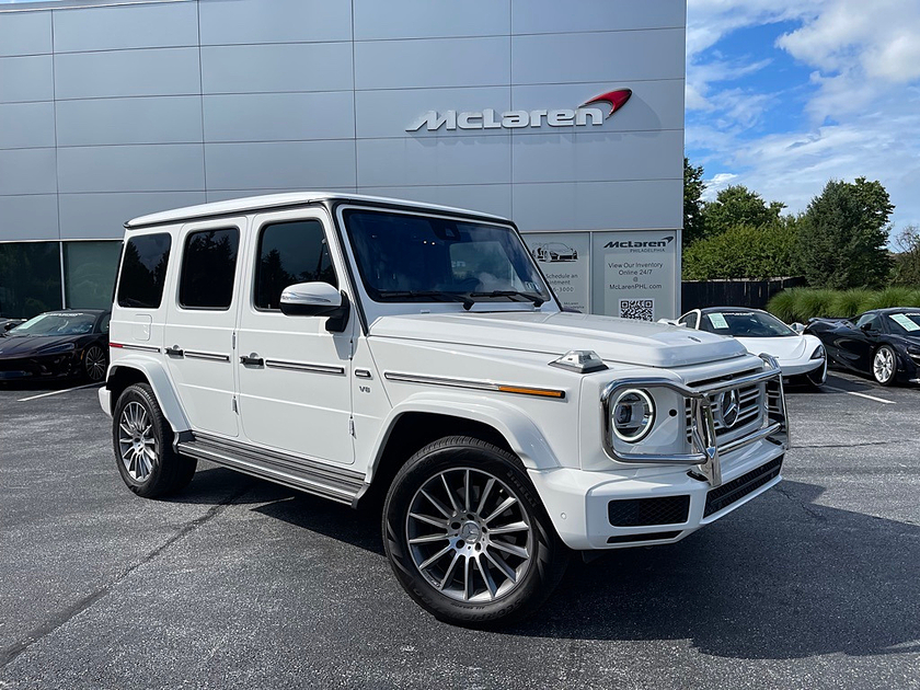 2019 Mercedes-Benz G-Class G550:7 car images available