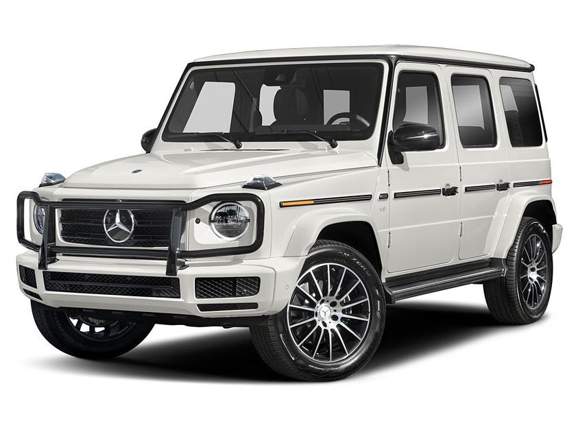 2021 Mercedes-Benz G-Class G550 : Car has generic photo