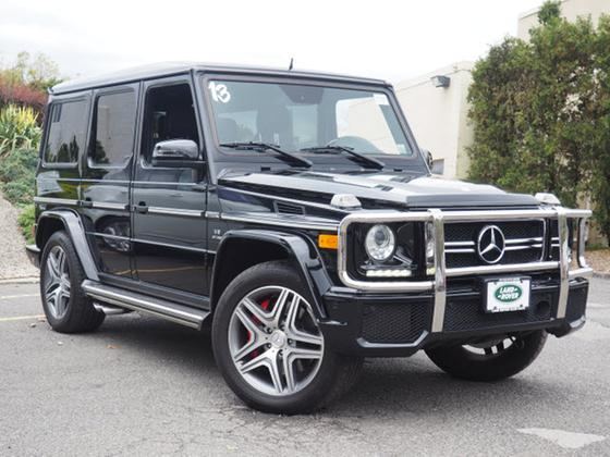 2013 Mercedes-Benz G-Class G63 AMG:20 car images available