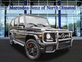 2017 Mercedes-Benz G-Class G63 AMG:16 car images available