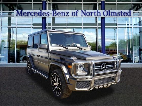 2018 Mercedes-Benz G-Class G63 AMG:16 car images available