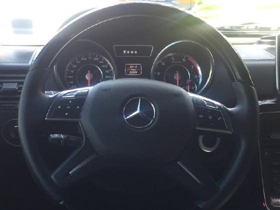 2013 Mercedes-Benz G-Class G63 AMG