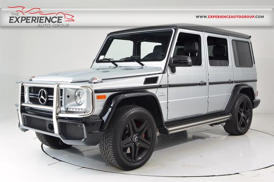 2017 Mercedes-Benz G-Class G63 AMG:23 car images available