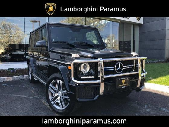 2016 Mercedes-Benz G-Class G63 AMG:23 car images available