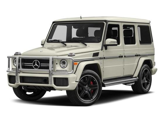 2018 Mercedes-Benz G-Class G63 AMG : Car has generic photo