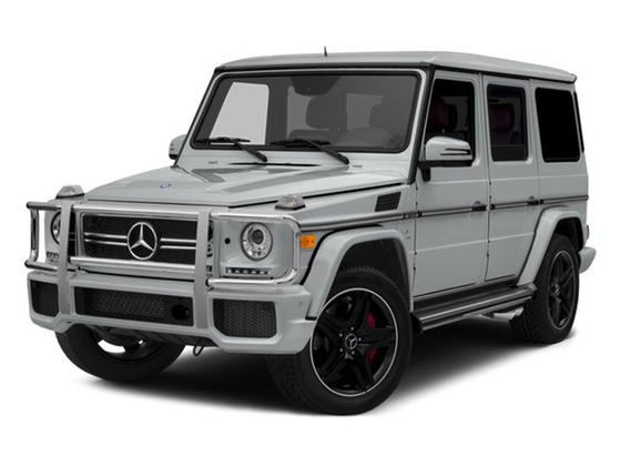 2014 Mercedes-Benz G-Class G63 AMG : Car has generic photo