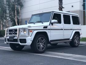 2016 Mercedes-Benz G-Class G63 AMG:11 car images available