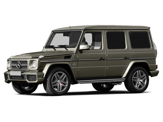 2013 Mercedes-Benz G-Class G63 AMG : Car has generic photo
