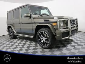 2018 Mercedes-Benz G-Class G63 AMG:18 car images available