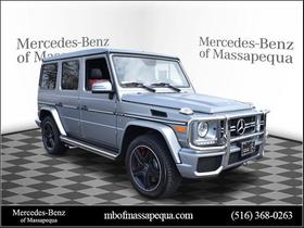 2015 Mercedes-Benz G-Class G63 AMG:23 car images available