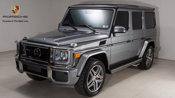 2014 Mercedes-Benz G-Class G63 AMG:23 car images available