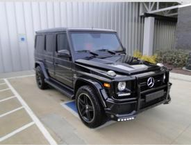 2014 Mercedes-Benz G-Class G63 AMG:7 car images available