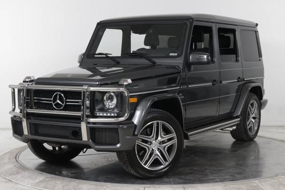 2018 Mercedes-Benz G-Class G63 AMG:24 car images available