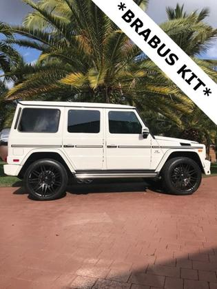2015 Mercedes-Benz G-Class G63 AMG:20 car images available
