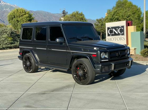 2017 Mercedes-Benz G-Class G63 AMG:22 car images available