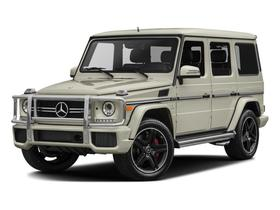 2016 Mercedes-Benz G-Class G63 AMG : Car has generic photo