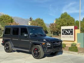 2016 Mercedes-Benz G-Class G63 AMG:10 car images available