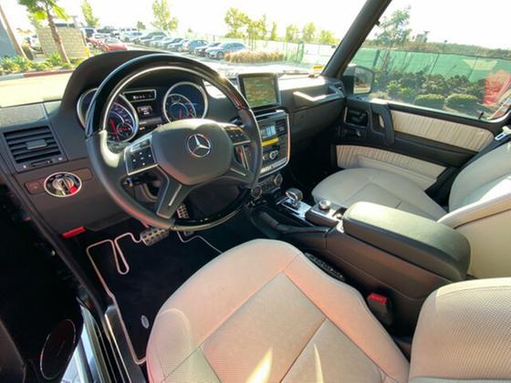 2016 Mercedes-Benz G-Class G63 AMG