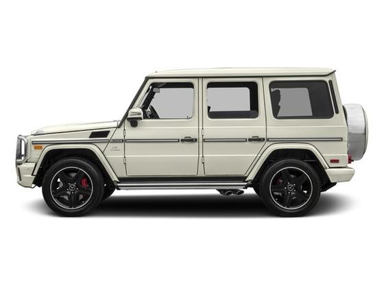 2017 Mercedes-Benz G-Class G63 AMG:20 car images available