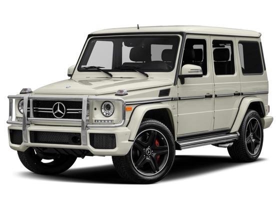 2017 Mercedes-Benz G-Class G63 AMG : Car has generic photo