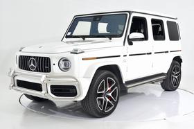 2019 Mercedes-Benz G-Class G63 AMG:24 car images available