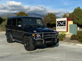 2013 Mercedes-Benz G-Class G63 AMG:9 car images available