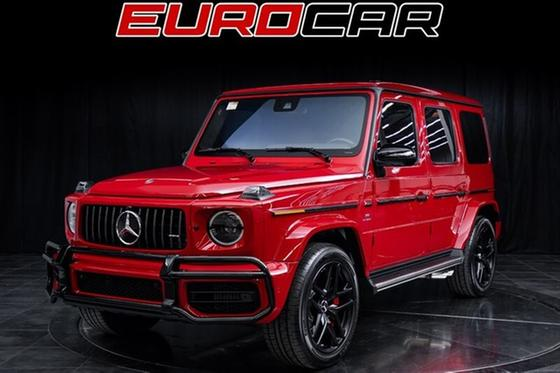 2020 Mercedes-Benz G-Class G63 AMG:24 car images available