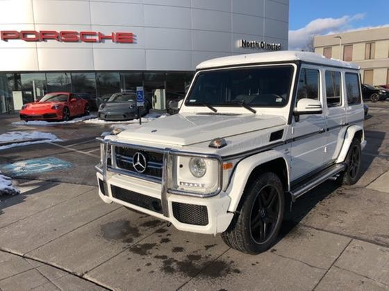 2015 Mercedes-Benz G-Class G63 AMG:21 car images available