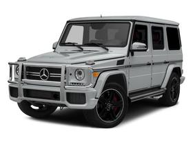 2015 Mercedes-Benz G-Class G63 AMG : Car has generic photo