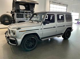 2020 Mercedes-Benz G-Class G63 AMG:7 car images available
