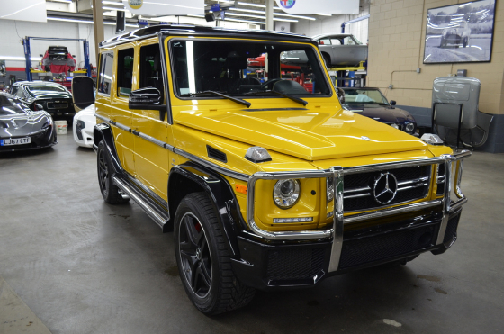 2017 Mercedes-Benz G-Class G63 AMG:12 car images available