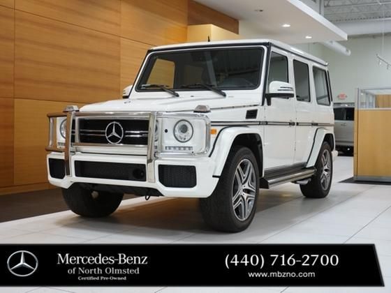 2015 Mercedes-Benz G-Class G63 AMG:24 car images available