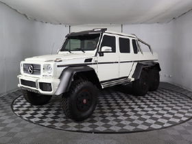 2014 Mercedes-Benz G-Class G63 AMG:6 car images available