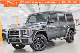 2016 Mercedes-Benz G-Class G63 AMG:6 car images available