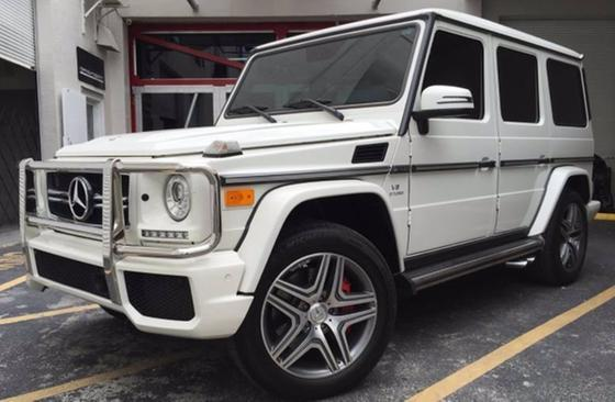 2015 Mercedes-Benz G-Class G63 AMG:2 car images available