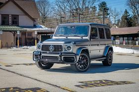 2020 Mercedes-Benz G-Class G63 AMG:9 car images available