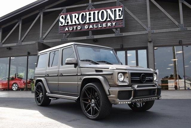 2018 Mercedes-Benz G-Class G63 AMG:2 car images available