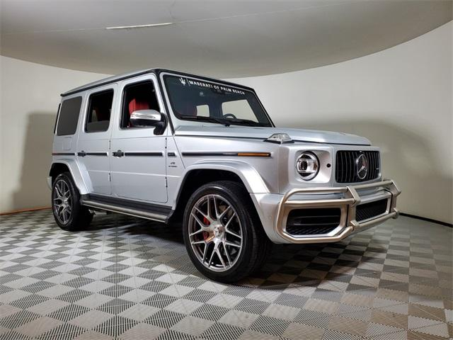 2021 Mercedes-Benz G-Class G63 AMG:24 car images available